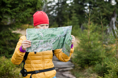 free hiking maps