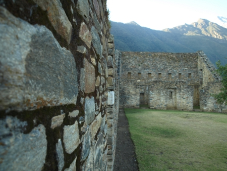 ancient inca city