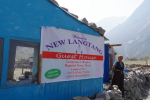 new langtang guest house