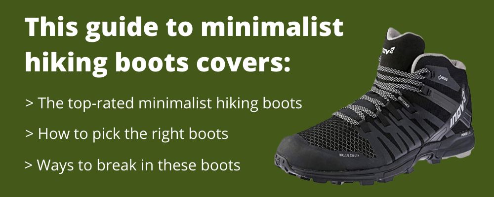 The 8 Best Minimalist Hiking Boots 2020 Buyer S Guide Slick Twisted Trails